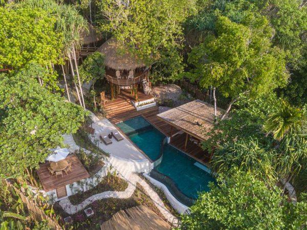 Nihi Sumba Indonesia Lobby View