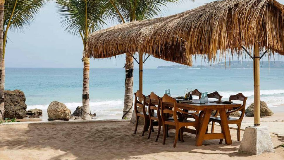 Nihi Sumba Indonesia Nio Beach Club & Pool