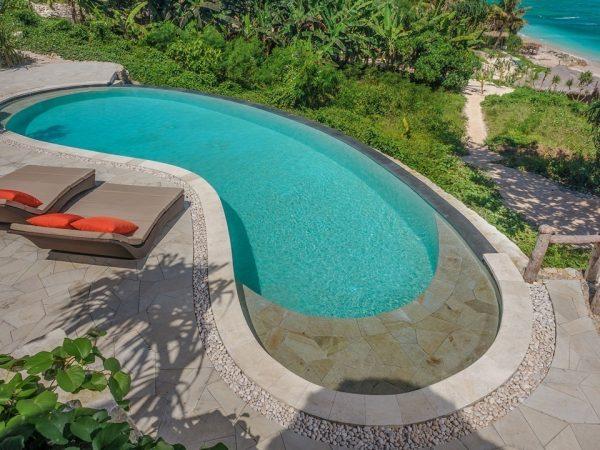Nihi Sumba Indonesia Pool View