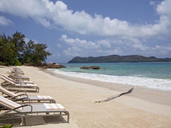 Raffles Seychelles Beach View