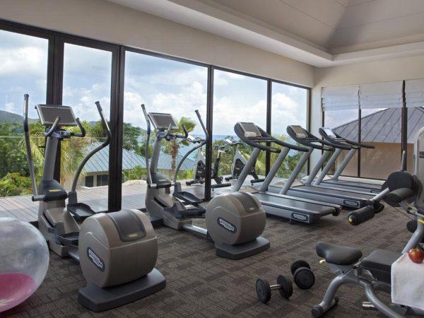 Raffles Seychelles Gym