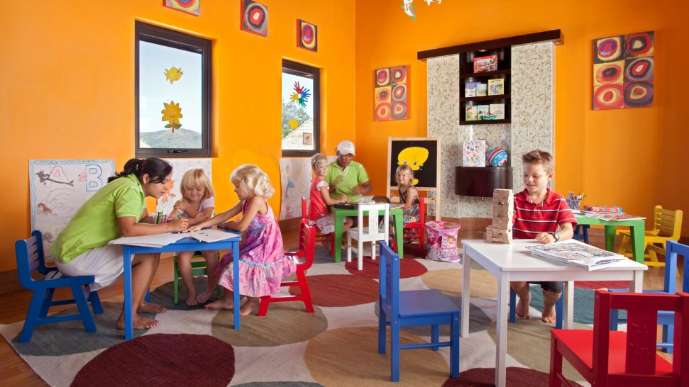 Raffles Seychelles KIds Club