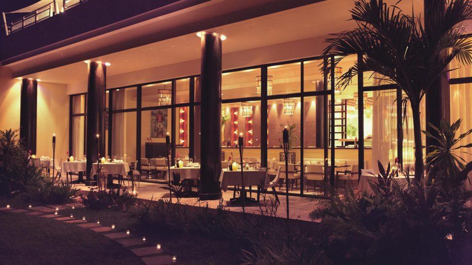 Raffles Seychelles Losean Restaurant