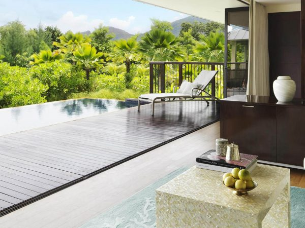 Raffles Seychelles One Bedroom Ocean View Villa
