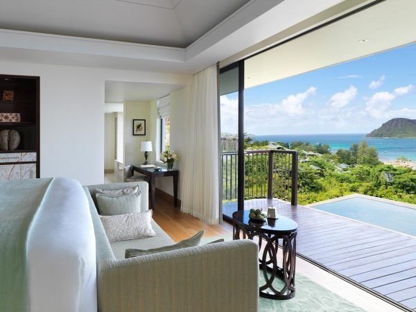 Raffles Seychelles One Bedroom Panoramic View Villa
