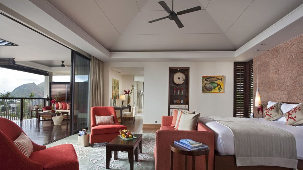 Raffles Seychelles Two Bedroom Ocean View Pool Villa