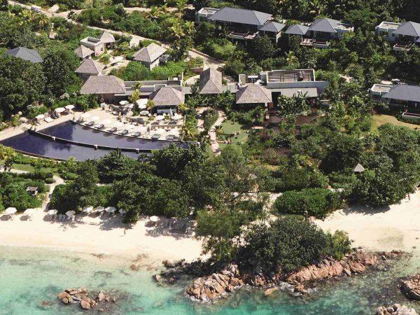 Raffles Seychelles overview