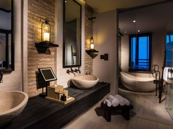 Resort Alila Jabal Akhdar Bathroom