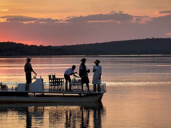 Royal Chundu Zambezi River Lodge Cruise The Zambezi