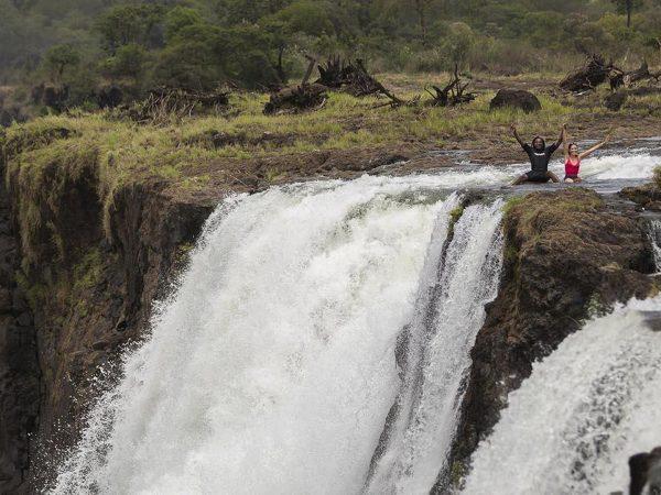 Royal Chundu Zambezi River Lodge Devil Pool