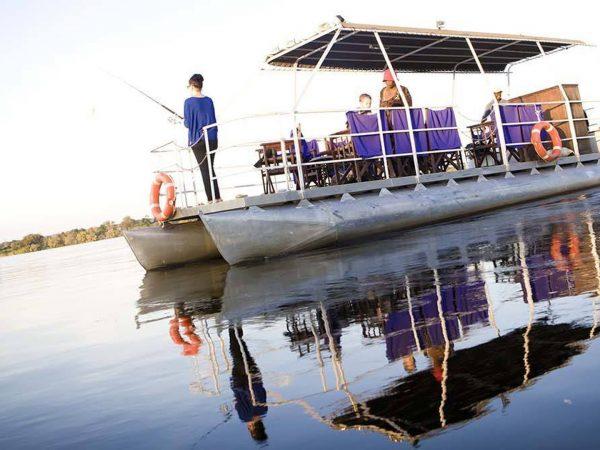 Royal Chundu Zambezi River Lodge Fishing