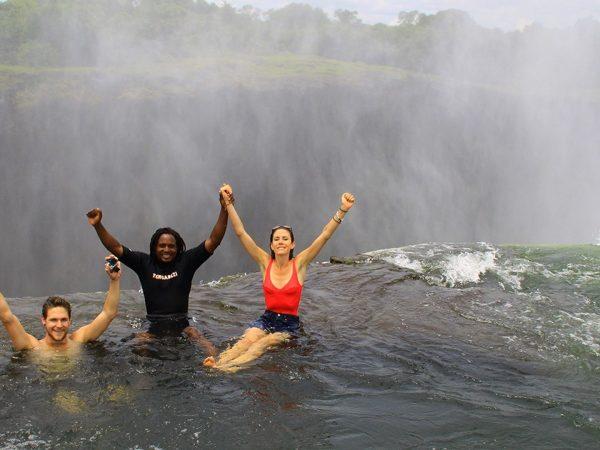 Royal Chundu Zambezi River Lodge Livingstone Island