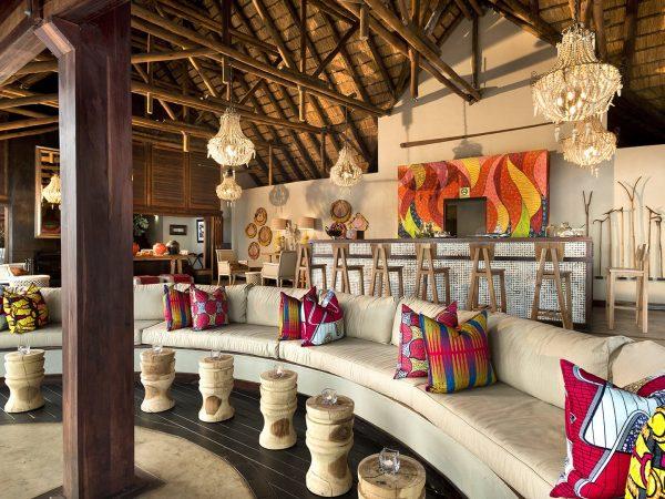 Royal Chundu Zambezi River Lodge Lobby