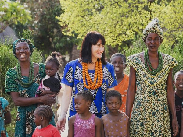 Royal Chundu Zambezi River Lodge Mothers of Mushekwa