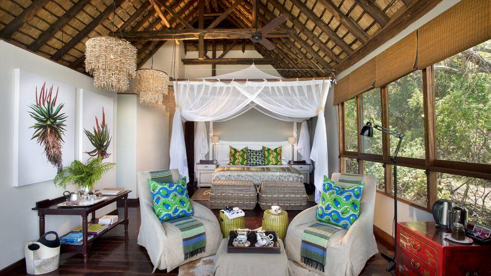 Royal Chundu Zambezi River Lodge River Lodge Chalets