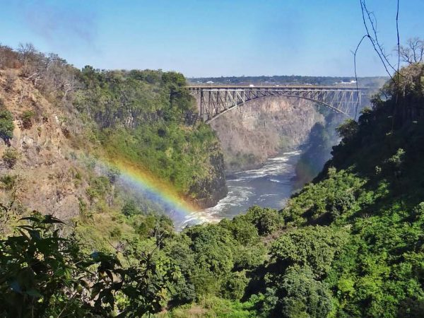 Royal Chundu Zambezi River Lodge Victoria Falls Walking Tour
