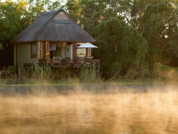 Royal Chundu Zambezi River Lodge Exterior View