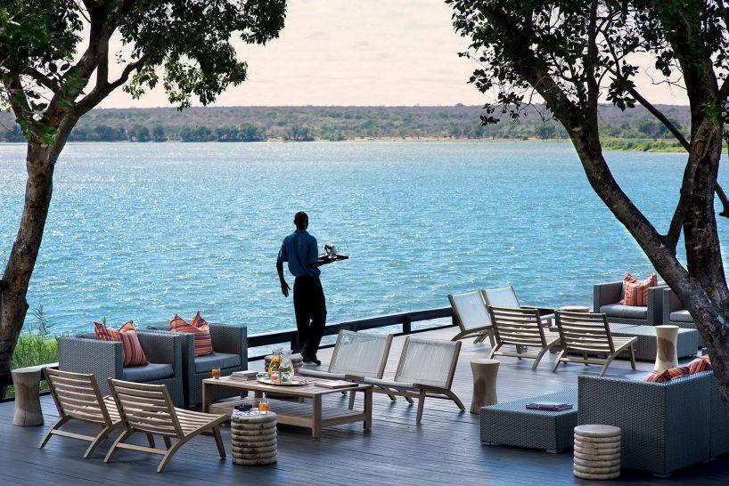 Royal Chundu Zambia Dining