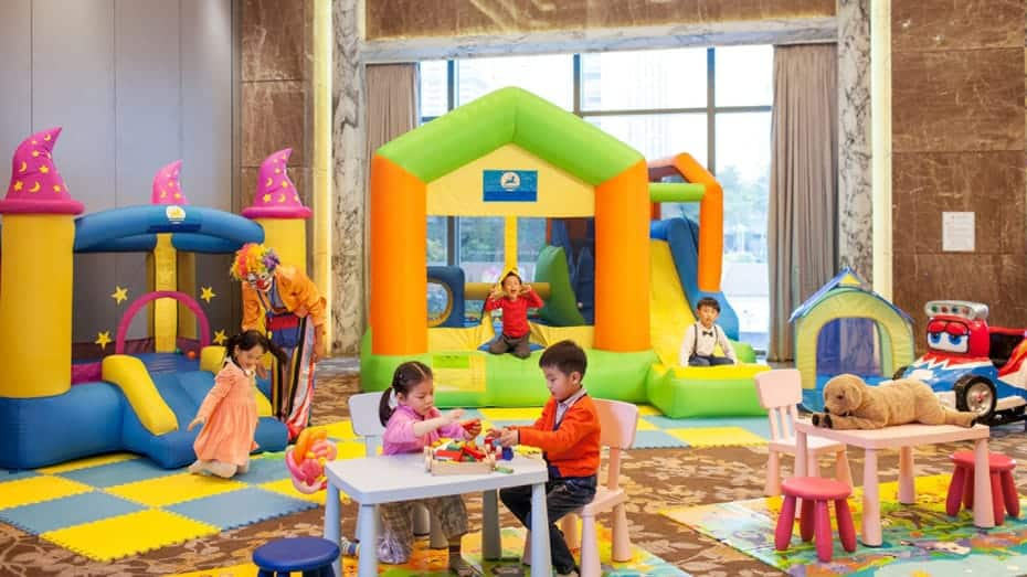 Four Seasons Hotel Shenzen kids club