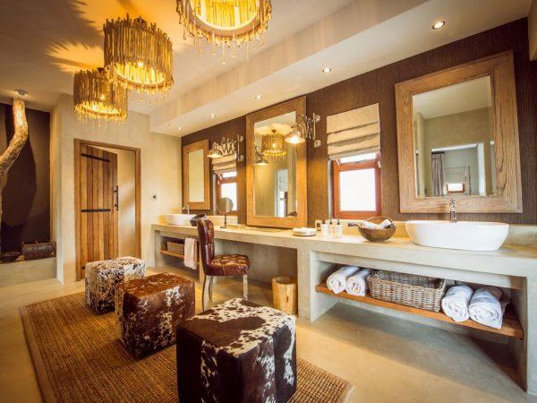 Sabi Sabi Bush Lodge Dressing Room
