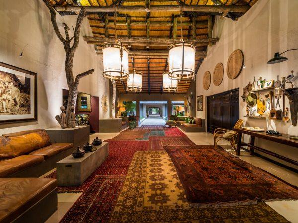 Sabi Sabi Bush Lodge Hallway