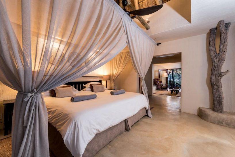 Sabi Sabi Bush Lodge Luxury Suite