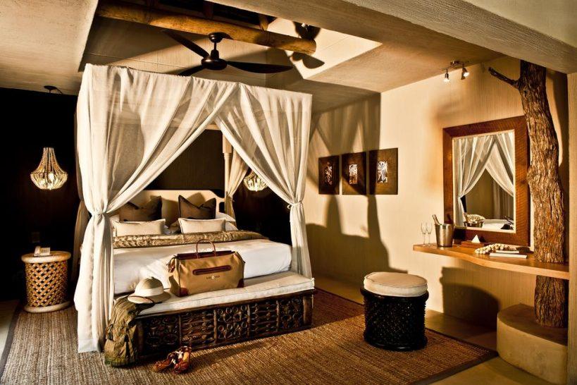 Sabi Sabi Bush Lodge Mandleve Deluxe Suite