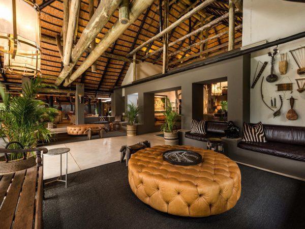 Sabi Sabi Bush Lodge Safari Lounge