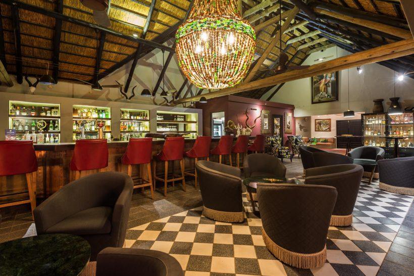 Sabi Sabi Bush Lodge Suite Bar
