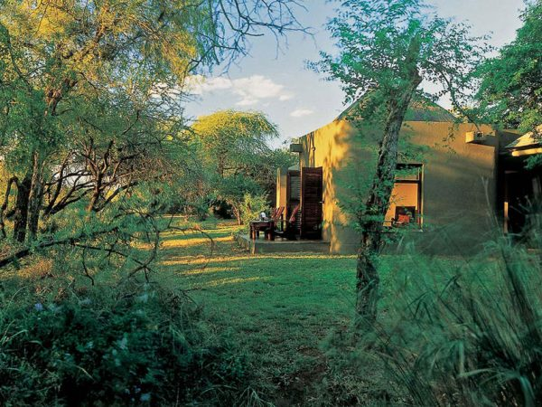 Sabi Sabi Bush Lodge Suite exterior
