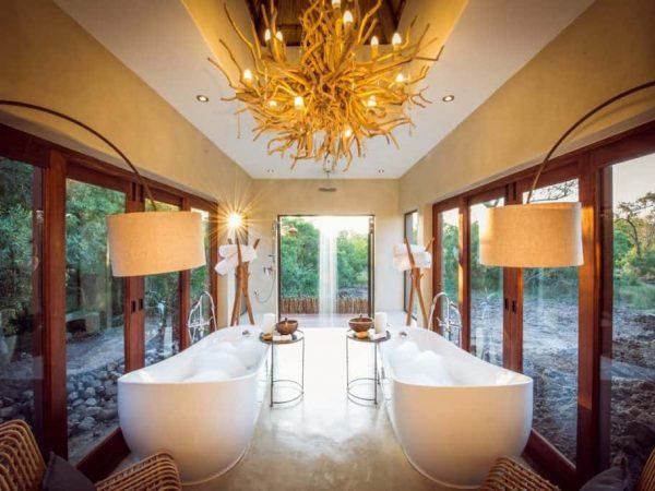 Sabi Sabi Bush lodge bathroom