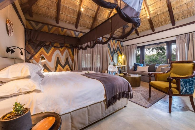 Sabi Sabi Little Bush Camp Luxury Suite