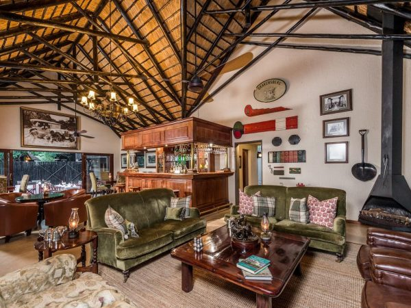 Sabi Sabi Selati Camp Lounge Bar