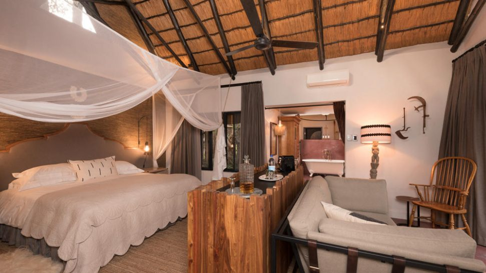 Sabi Sabi Selati Camp Luxury Suite