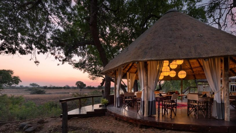 Sabi Sabi Selati Camp Safari Deck
