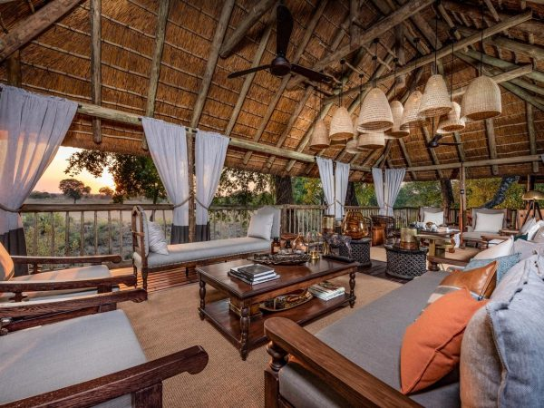 Sabi Sabi Selati Camp Safari Lounge