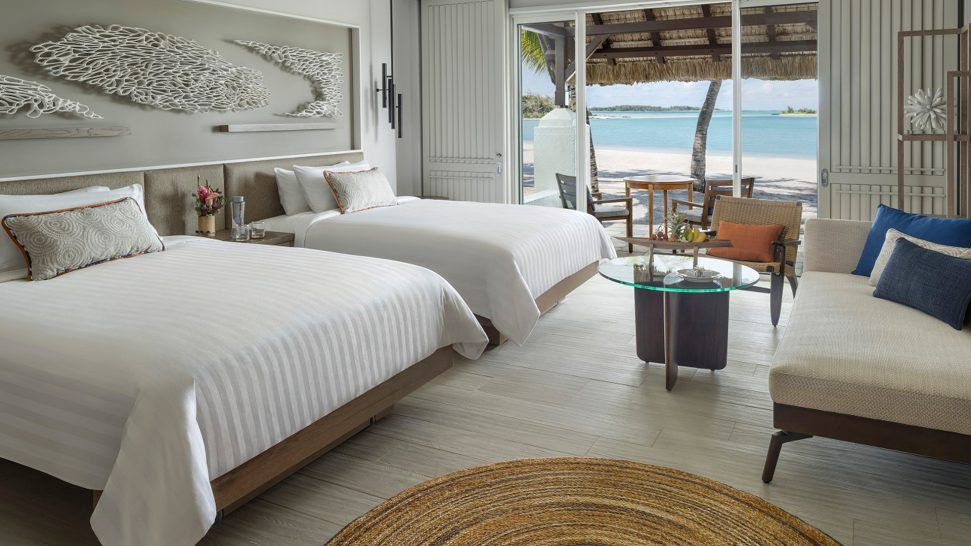 Shangri La's Le Touessrok Resort And Spa Deluxe Beach Access Room