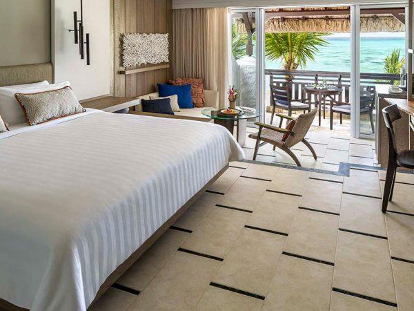 Shangri La's Le Touessrok Resort And Spa Deluxe Ocean View Room