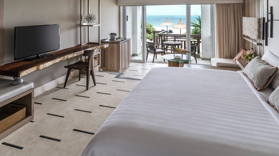 Shangri La's Le Touessrok Resort And Spa Deluxe Suite