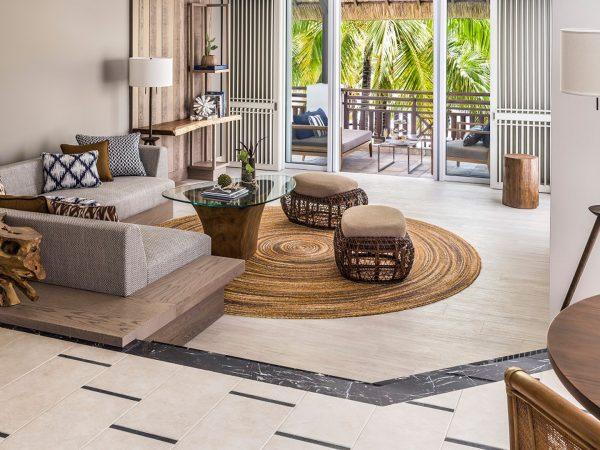 Shangri La's Le Touessrok Resort And Spa Junior Suite Frangipani Beach Access
