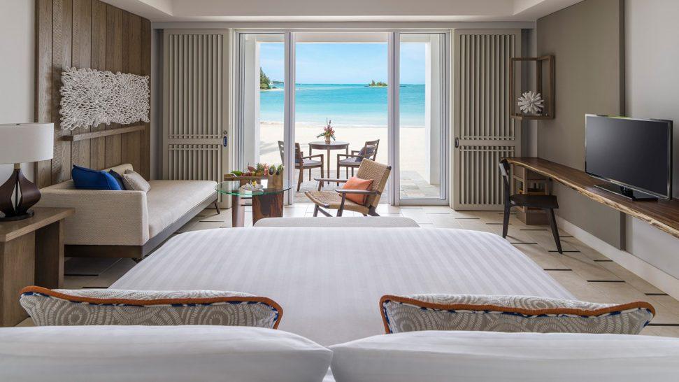 Shangri La's Le Touessrok Resort And Spa Junior Suite Hibiscus Beach Access