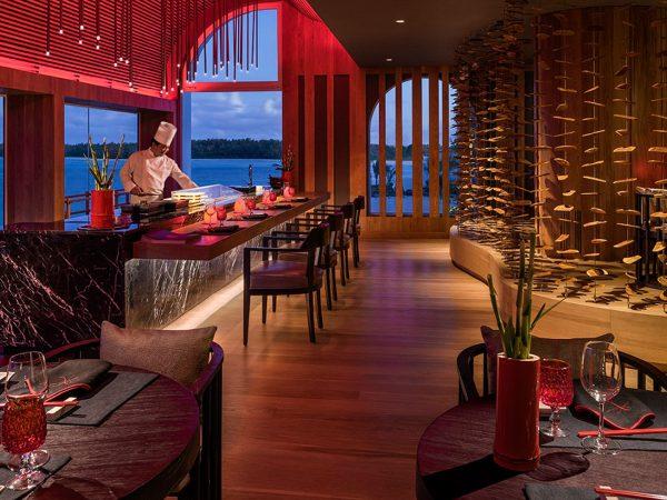 Shangri La's Le Touessrok Resort And Spa Kushi