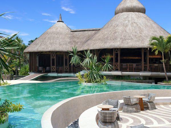 Shangri La's Le Touessrok Resort And Spa Lobby