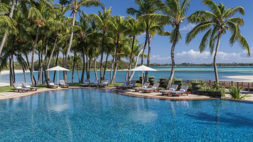 Shangri La's Le Touessrok Resort And Spa Pool