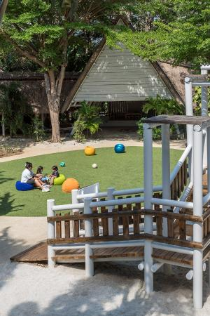 Shangri La's Le Touessrok Resort & Spa Kids Club