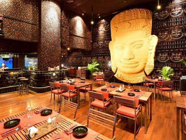 Shinta Mani Angkor Lobby