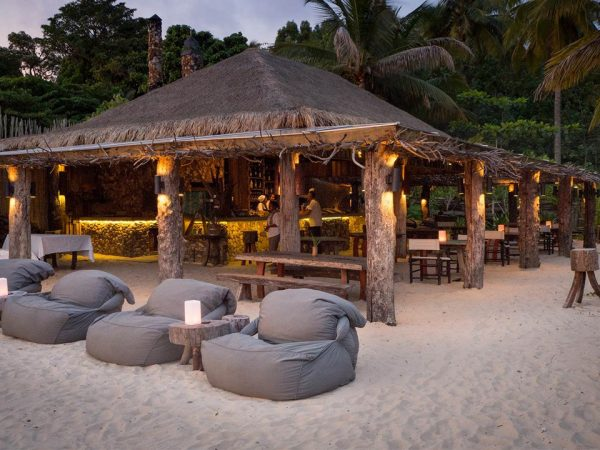 Song Saa Private Island Driftwood Bar