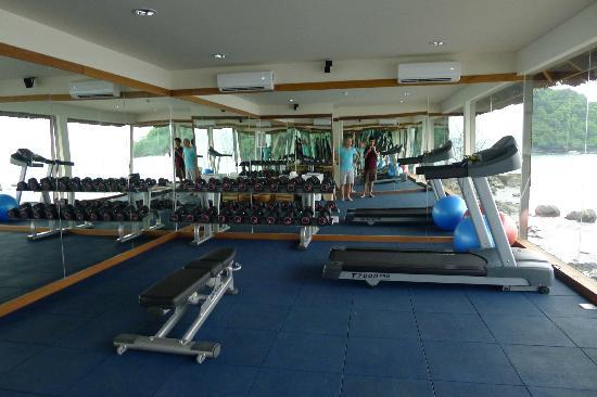 Song Saa Private Island GymSong Saa Private Island Gym