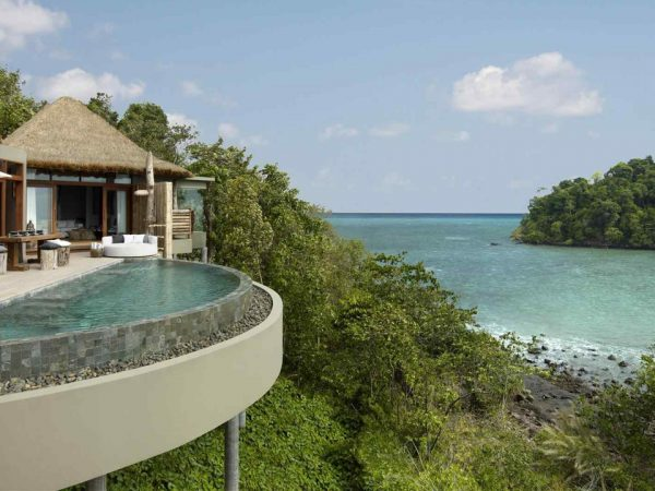 Song Saa Private Island Outside View