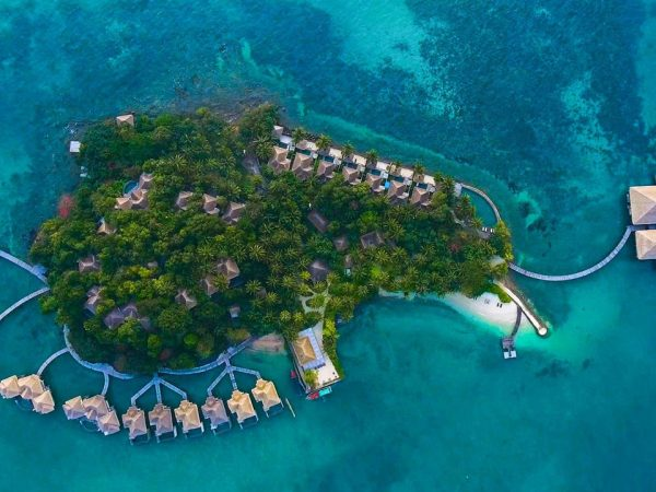 Song Saa Private Island Top View